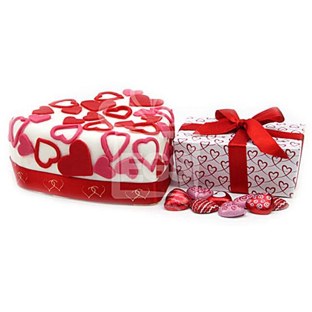 Valentine Special Cake Gift