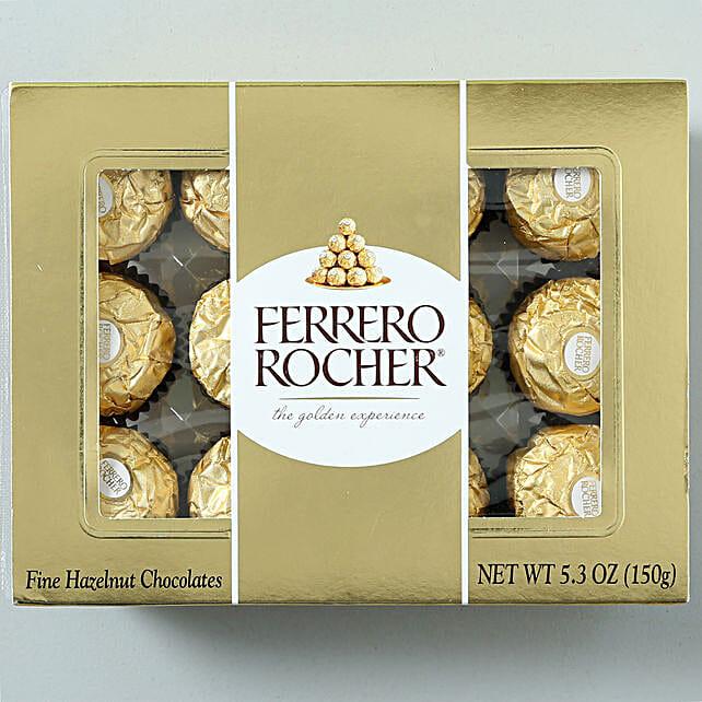 12 Rocher Delight