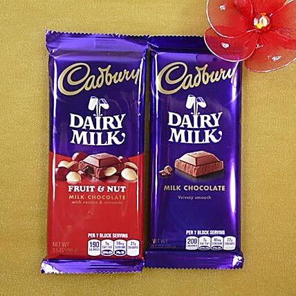 A Cadbury Treat