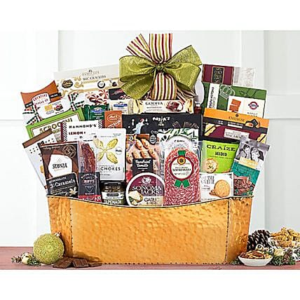 All Things Yummy Gift Basket