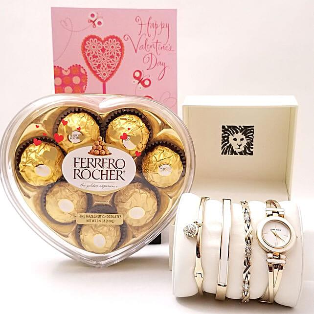 Anne Klein Jewellery N Chocolates