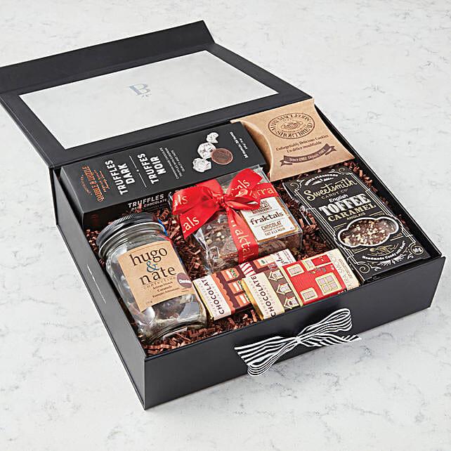 Art Of Chocolate Gourmet Food Basket