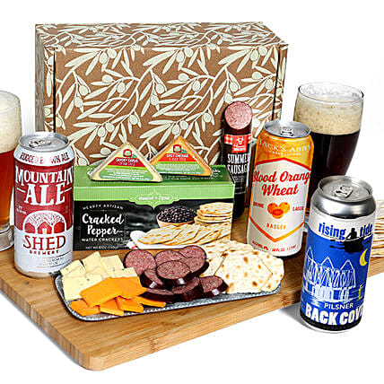 Beer Trio Gift Hamper