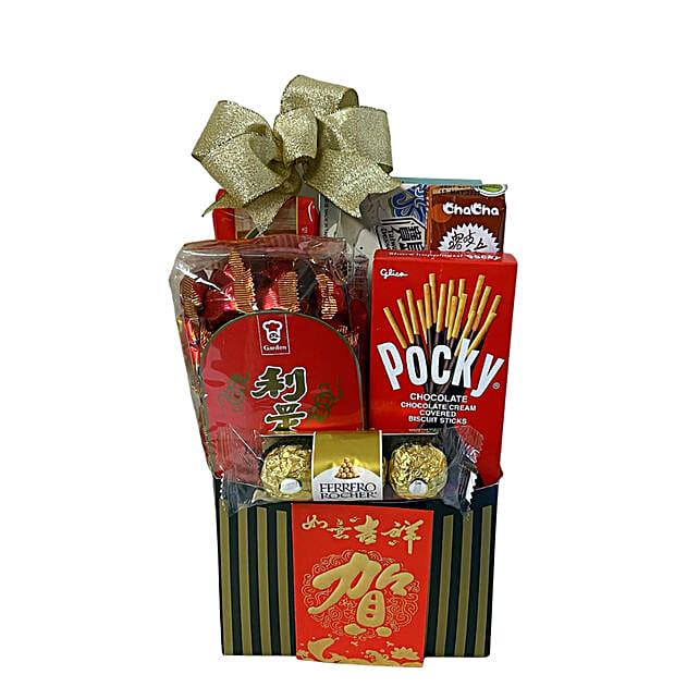Chinese New Year Tray