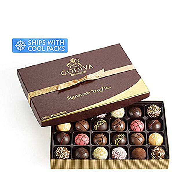 Chocolate Truffle Signature Box