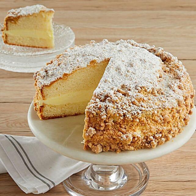 Classic Limoncello Cake