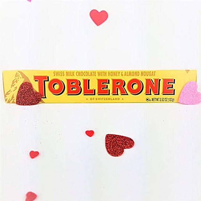 Classic Swiss Toblerone