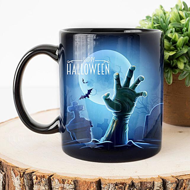 Claw in Graveyard Mug