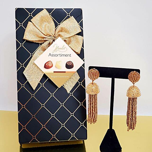 Dangling Earrings Gift Set