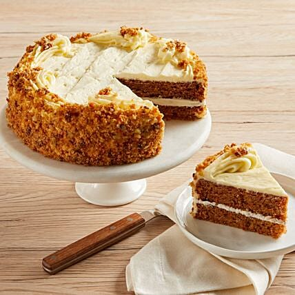Delectable Carrot Cake