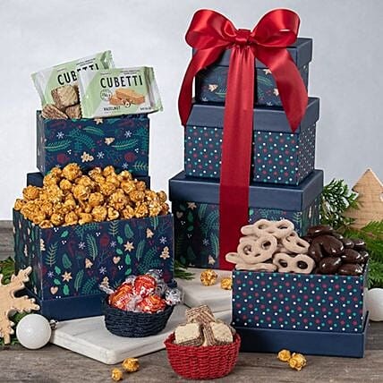Delectable Treats For Christmas:Hampers USA