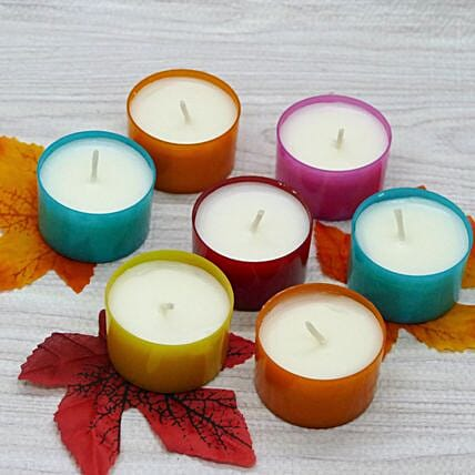 Diwali Special Scented Candles