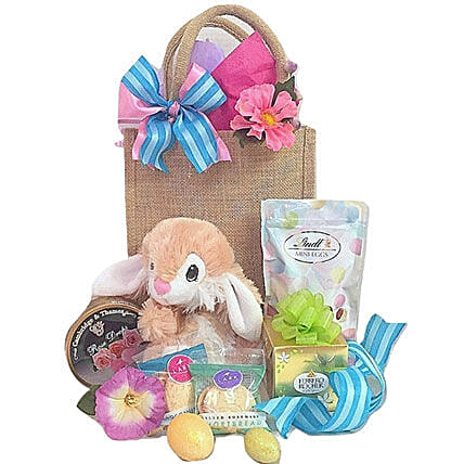 Easter Morning:Easter Gifts  USA