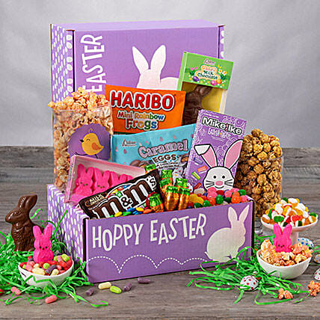 Enjoyable Easter Gift Basket