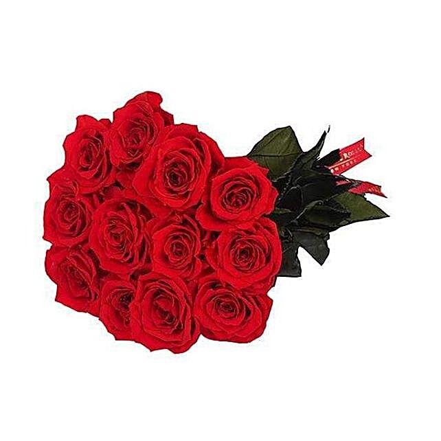 Eternal Roses Bunch