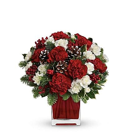 Exotic Christmas Bouquet