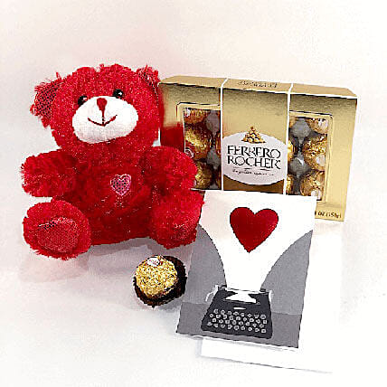 Ferrero And Teddy:Valentine's Day Gifts for Him to USA