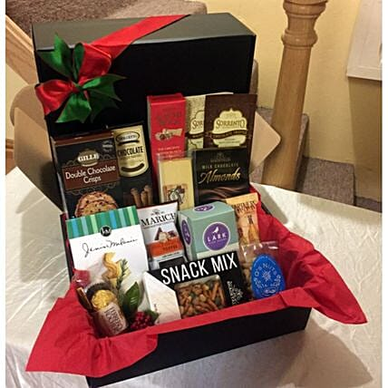 Festive Corporate Gift Hamper:Send Corporate Gifts to USA
