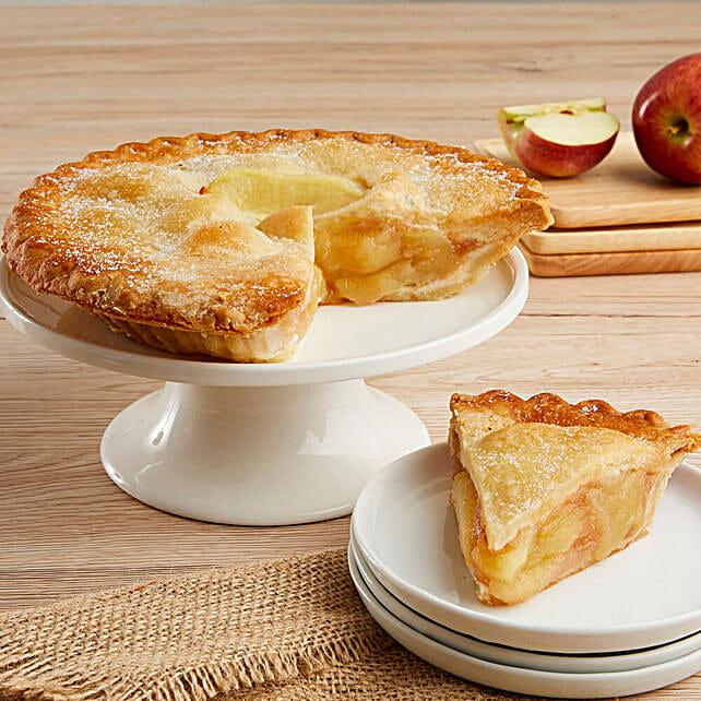 Flavourful Apple Pie