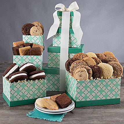 Fresh From The Bakery Gift Tower