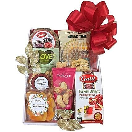 Fruit N Nut Extravagance:Send Christmas Gifts to USA