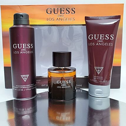 Gift Hamper For Men By Guess