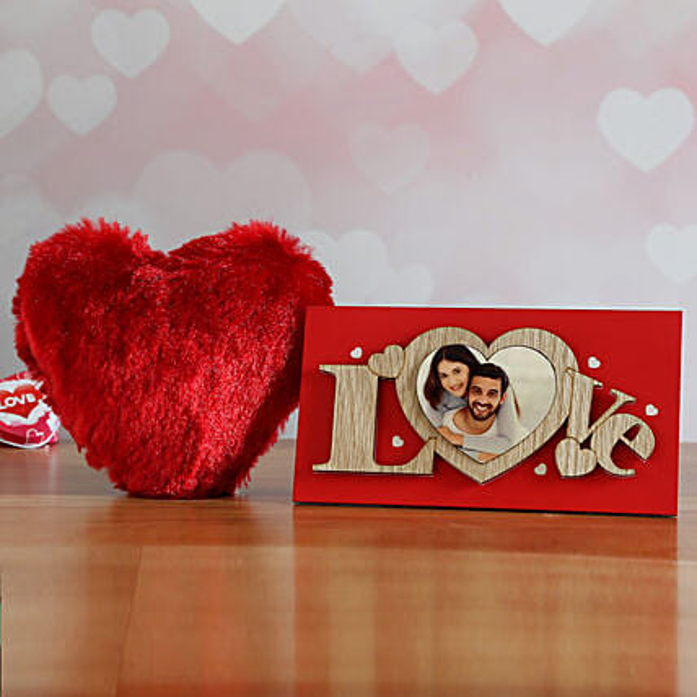 Hearty Frame Gift Set