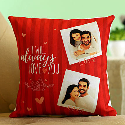 personalised cushion for karwa chauth online:Personalised Cushions to USA