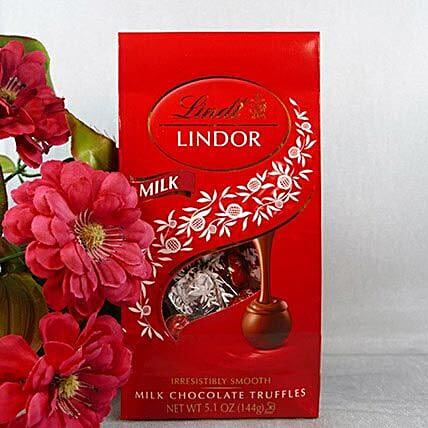 Lindt Milk Chocolate