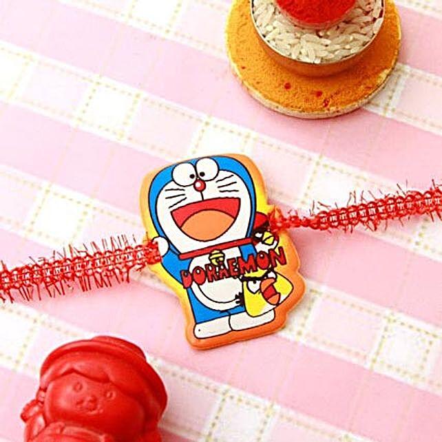 Lovely Doraemon Rakhi