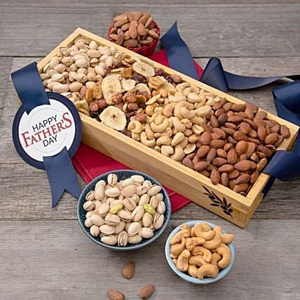 Mixed Nut Fathers Day Hamper