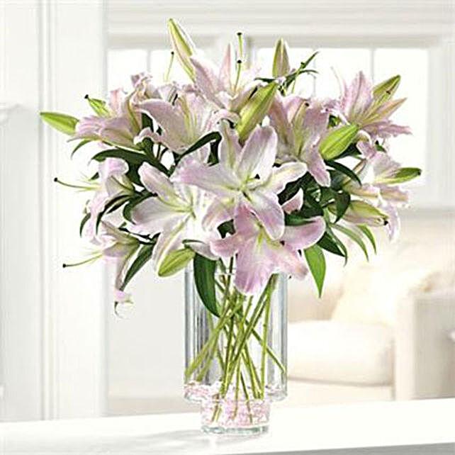 Ooh La La Lilies flowers birthday