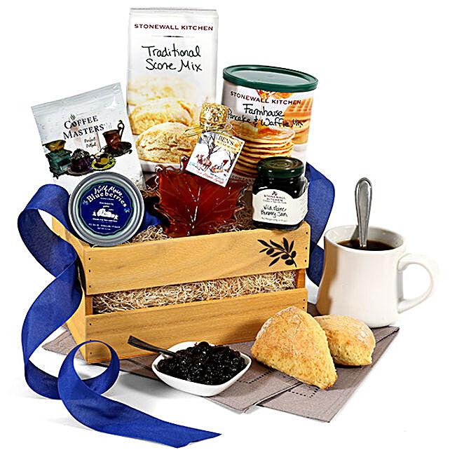Pancake Gift Basket