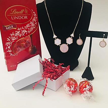 Perfect Light Pink Jewelry Gift Set