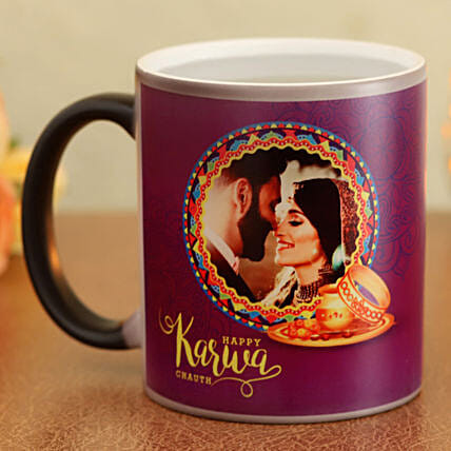 magic mug for karwa chauth online