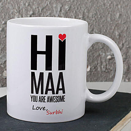 Personalized Maa Mug