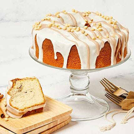 PREMIUM Cinnamon Cake:Cake Delivery In USA