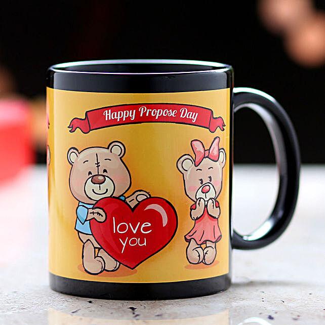 cute propose day printed mug online