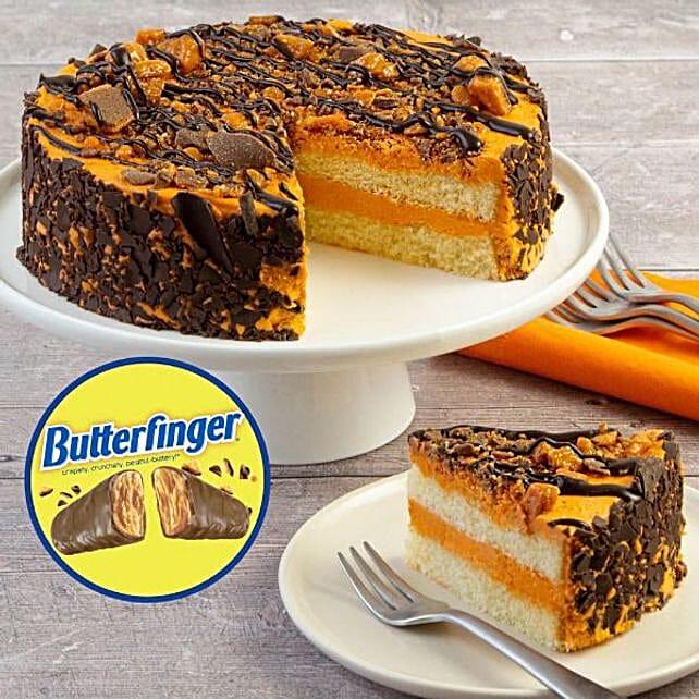 Rich Peanut Butter Cake