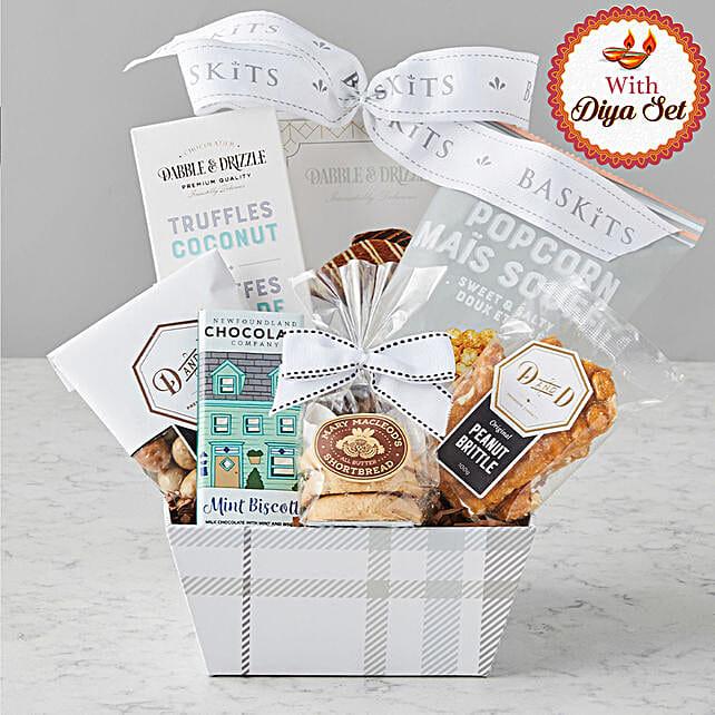Richmond Gourmet Food Basket