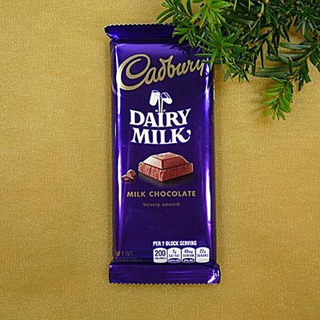 Smooth Velvet Cadbury Chocolate