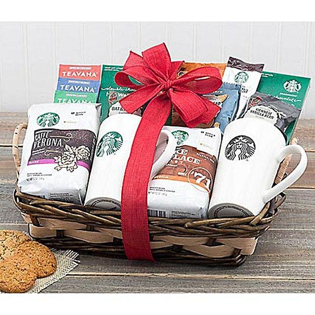 Starbucks Surprise Gift Hamper