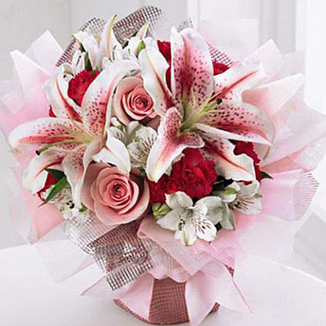 Starshine Bouquet flowers birthday
