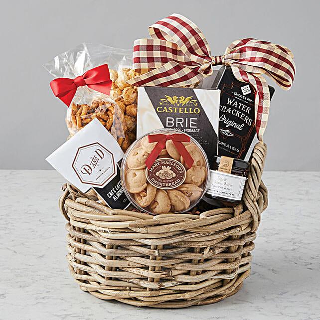 Stratford Gourmet Food Basket