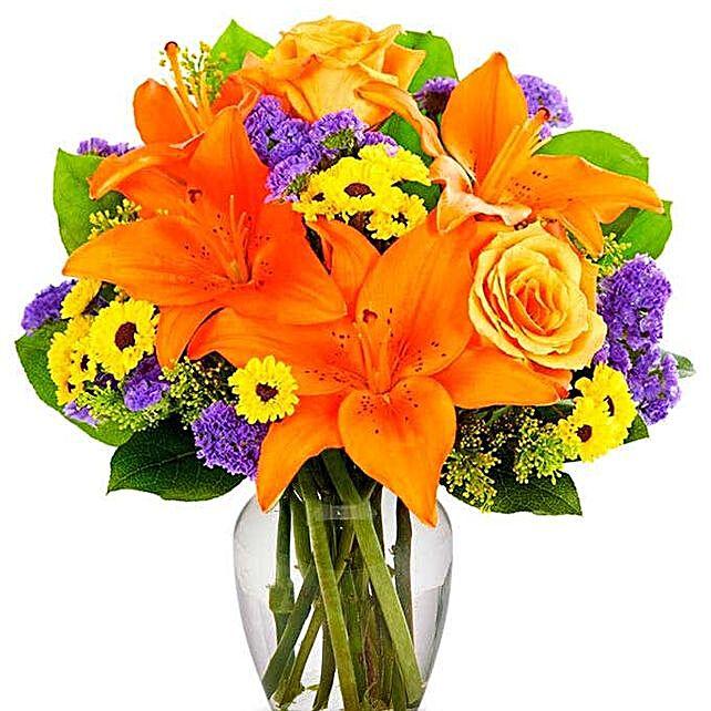 Stunning Flower Vase