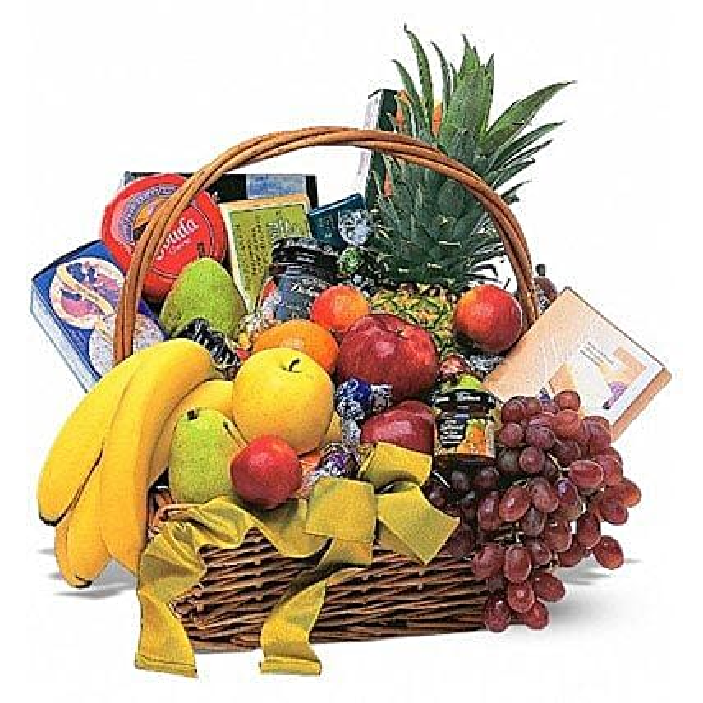 Sumptuous Gift Basket