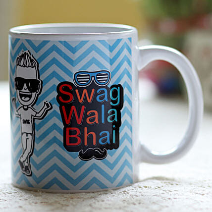 Online Quotes Mug For Brother
