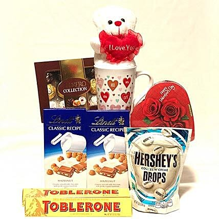 Sweet Love Valentine Hamper