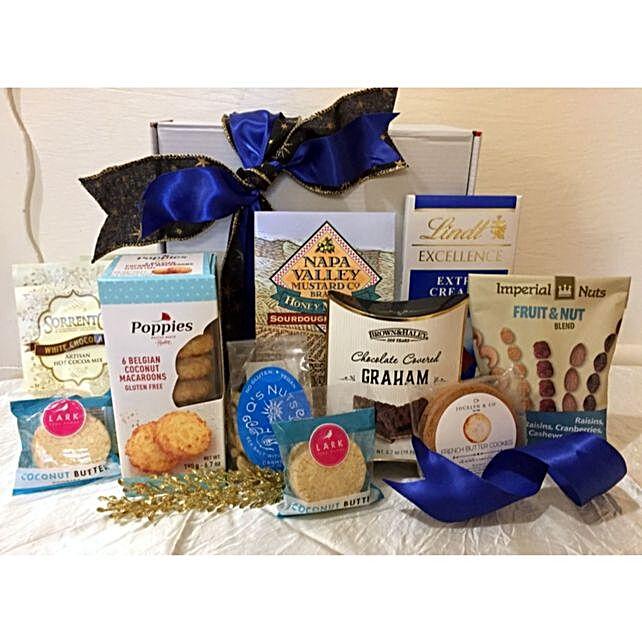 The Grande gift basket
