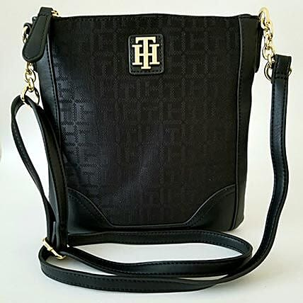 Tommy Hilfiger Black Crossbody bag